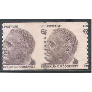 USA Stamp Errors