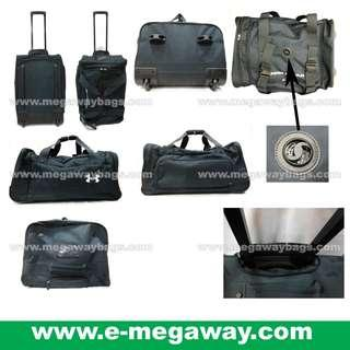 Under Armour #Equipment #Gear #Duffel #Roller #Bag #Travel #Wheeled #Luggage #Trolley #Expedition #Outfit #Trip #Airline #Ski #Surf #Snow #Flight #Duffle #Megaway @MegawayBags #MegawayBags #3125 #旅行袋 #輕便 #行李袋 #旅行箱