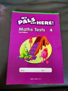 Maths test 4