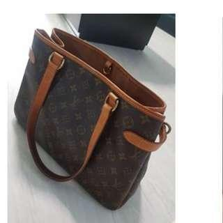 Preloved Louis Vuitton Tote