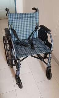 🚚 Bion detachable wheelchair