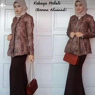 Kebaya With Skirt