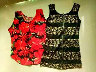 Free shipping! 4pcs Pambahay Clothes