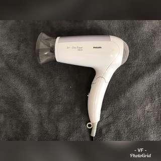 PHILIPS HP4940 SALONDRY TRAVEL HAIR DRYER