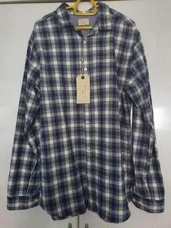 New Authentic Selected Homme Men Shirt