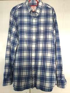 New Authentic Brooks Brothers Checkered Shirt