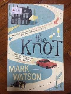 Preloved English Novel - The Knot by Mark Watson