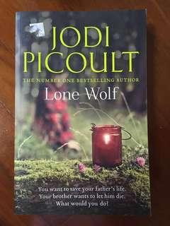 Preloved English Novel - Lone Wolf by Jodi Picoult