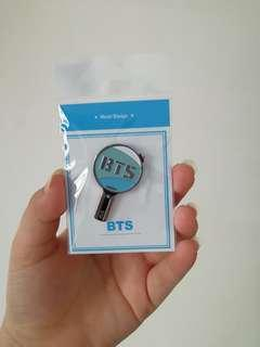 BTS METAL BADGE Official from Korea