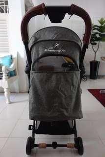 Royal Kiddy Air Transporter Compact Stroller(delivery + free gift)