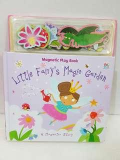 Magnetic Play Book