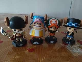 7-11 海賊王公仔