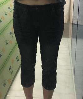 🚚 [INSTOCK] Black Long Jeans