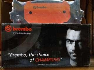 Toyota Camry AVC 40 Brembo Front Brake Pad