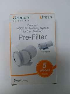 Oregon Filter for NCCO Air Sanitizing (WS908)
