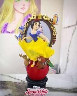白雪公主 擺設 snow white figure