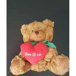 🚚 soft toy brown teddy bear