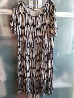 🚚 Patch dress