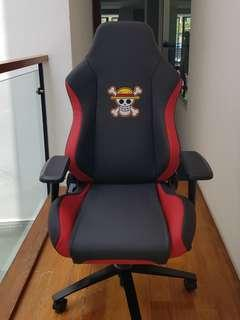 Leather/fabric rewrapping for gaming chairs etc. Secretlab