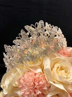 #T06 wedding tiara