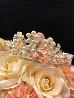 #T07 wedding tiara