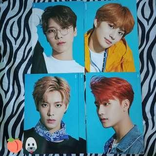 NCT Season's Greetings A4 Poster + Accordion