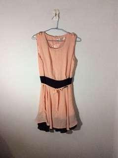 🚚 韓製雪紡紗洋裝 特價300