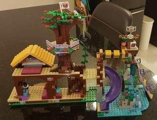 Lego- Friends Adventure Camp Tree House