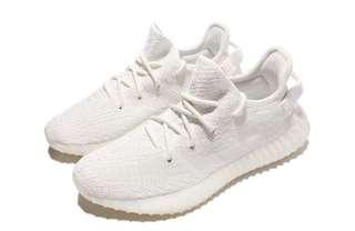 adidas 愛迪達】Yeezy Boost 350 V2 女鞋 休閒鞋 Triple White 限量