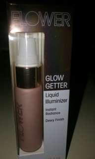 Flower beauty - champagne shimmer liquid lilluminzer