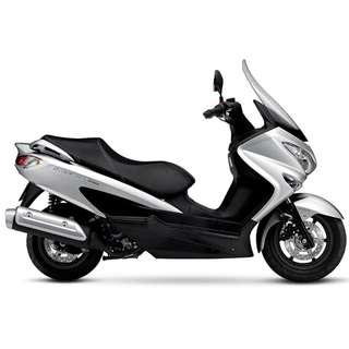 Suzuki Burgman 200 D/P $500 or $0 With out insurance (Terms and conditions apply. Pls call 67468582 De Xing Motor Pte Ltd Blk 3006 Ubi Road 1 #01-356 S 408700.