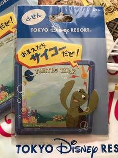 🚚 Disney Sea Tokyo Nemo Turtle Post it