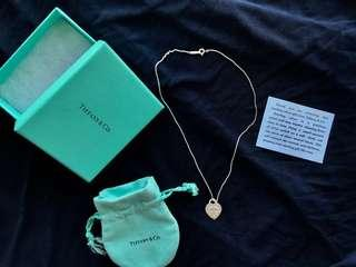 Tiffany & Co Necklace-100% Authentic