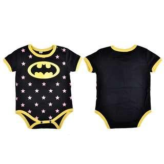 🚚 Baby Romper Batman Infant Jumpsuit