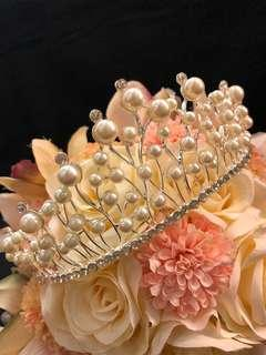 #T09 Bridal Crown
