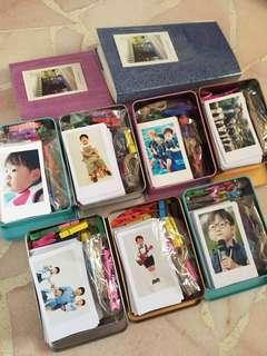 🚚 QYORP Song Triplets - Daehan Minguk Manse - Return of Superman Polaroid Lomo Card & CDs: MOVING OUT SALE