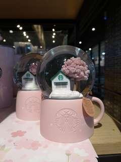 🚚 Starbucks Sakura Cup