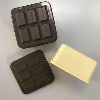巧克力造型收納盒(小)