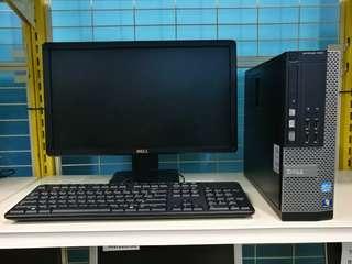 Dell Optiplex 3050SFF-1045SG-W10PRO-DFO, Electronics