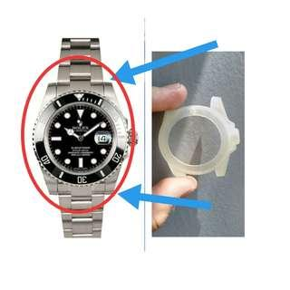 (used) Cover for Submariner Black