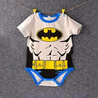 🚚 Batman Romper Baby Infant Jumpsuit