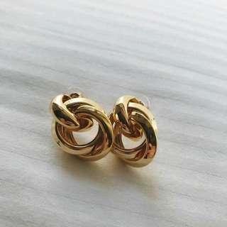 簡約造型耳環