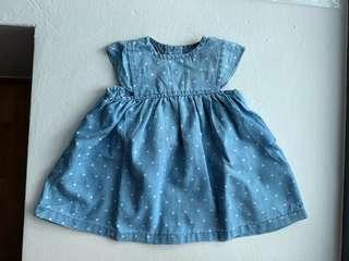 🚚 Seed Heritage Denim Dress