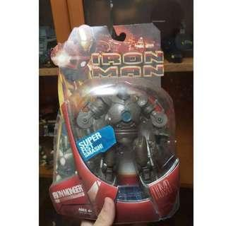 Hasbro Marvel Movie Iron Monger Misb Ironman Iron Man Avengers Brand New
