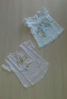 Cotton on baby tees