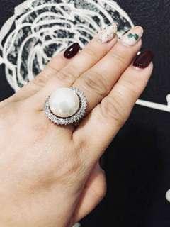 🚚 Low bargains 🌟 Cultured Pearl Rings