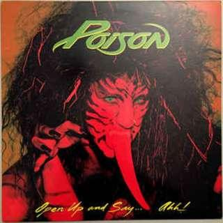 Poison – Open Up And Say… Ahh! CD