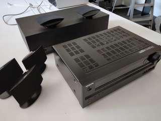 🚚 Onkyo Hi-Fi sound system