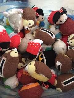 🚚 CLEARANCE TSUM TSUM PLUSH: MOVING OUT SALE