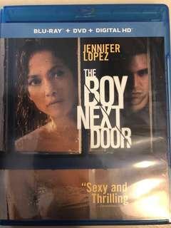 The boy next door (bluray)